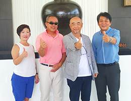 Kantary Beach, Khao Lak Welcomes Japanese Ambassador
