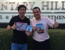 Kantary Hills, Chiang Mai Welcomes Famous Thai Motorcyclist