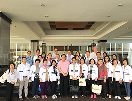 Kantary Hills Chiang Mai Welcomes Thai Ambassadors Group