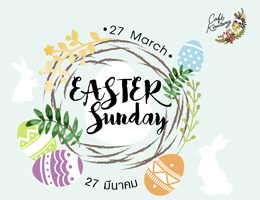 Easter Sunday Festival at Café Kantary