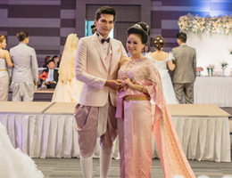 The Wedding Fair 2016  At Classic Kameo Hotel, Ayutthaya  (Free Admission with Cocktail Event)