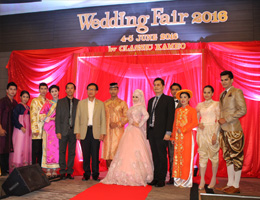 The Wedding Fair 2016 @ Classic Kameo Hotel, Ayutthaya