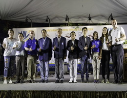 Extravaganza Closing Ceremony for Cape Panwa Hotel Phuket Raceweek 2016