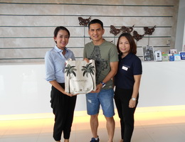 Classic Kameo Hotel Rayong Welcomes