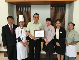 "Kantary Hills Hotel Chiang Mai Proudly Receives  ""2016 TOP 10 People's Choice Awards Thailand"""