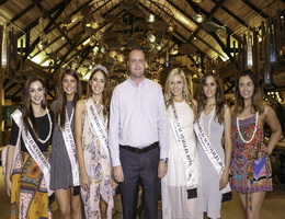 Cape Panwa Hotel Phuket Graciously Welcomes Miss World Australia 2016