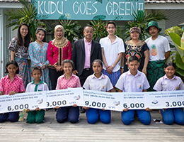 Cape Kudu Hotel, Koh Yao Noi Organises Kudu Goes Green II  to Turn Waste into Recycled-Material Art